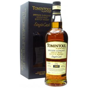 Tomintoul Single Cask Sherry Butt 14 Year old 2005