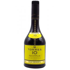 Torres Gran Reserva 10 Year old Brandy