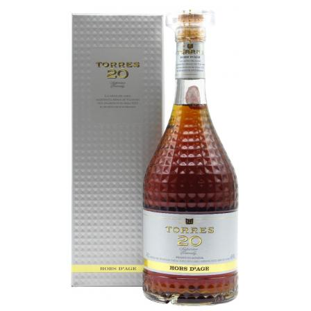 Torres Hors d'Age 20 Year old Brandy
