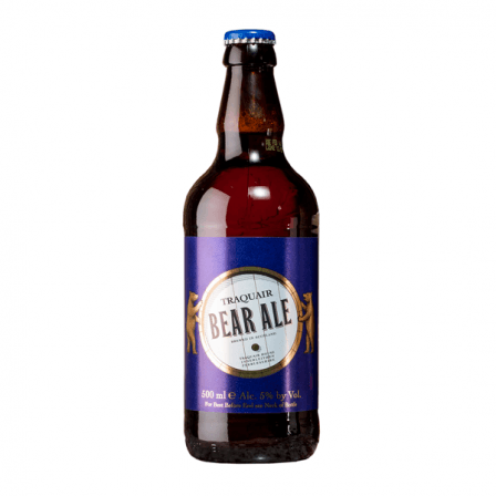 Traquair Bear Ale 50cl