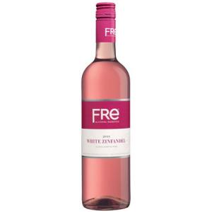 Trinchero Family Estates Fre White Zinfandel Alcohol Removed 2011