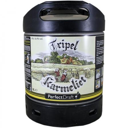 Tripel Karmeliet Fût Perfect Draft 6L