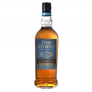 Trois Rivieres Finish Single Malt Whisky