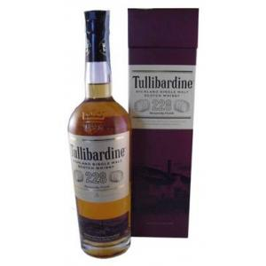 Tullibardine Highland Single Malt Scotch Whisky 228 Burgundy Finish