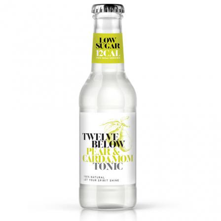 Twelve Below Pear & Cardamom Tonic 200ml
