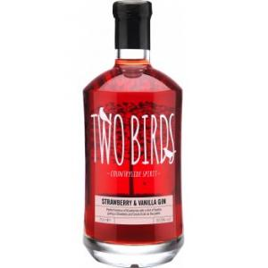 Two Birds Strawberry and Vanilla Gin