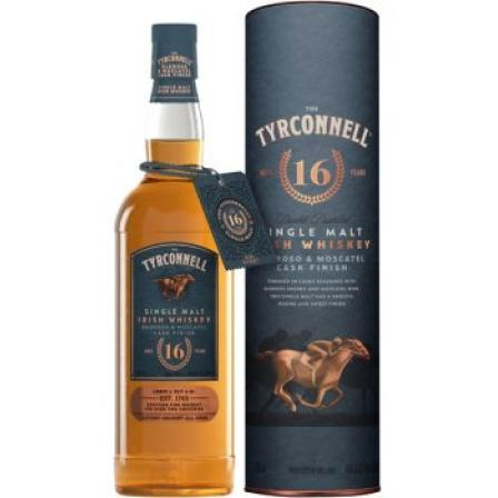 Tyrconnell Oloroso & Moscatel Cask Finish Aged 16 Ans