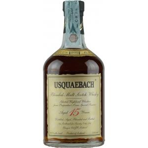Usquaebach 15 Years Blended