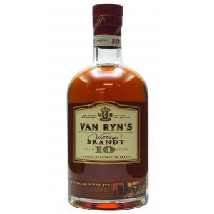 Van Ryn's Vintage 10 Year old Brandy