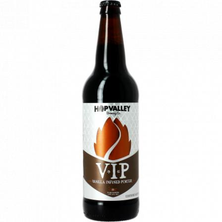 Vanilla Infused Porter Vip 65cl