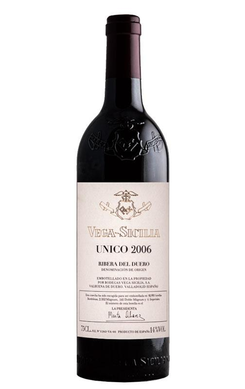 Buy 2006 Vega Sicilia único Price And Reviews At Drinks Co