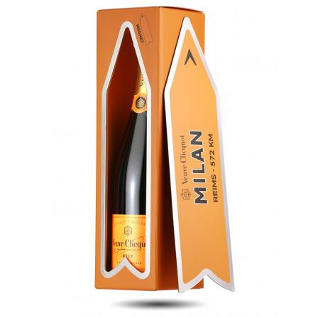 Veuve Clicquot Arrow Magnet Gift Milan