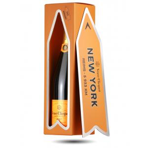 Veuve Clicquot Arrow Magnet Gift New York