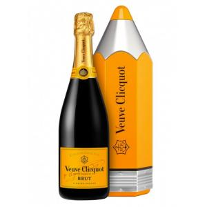 Veuve Clicquot Brut en Etui Pencil
