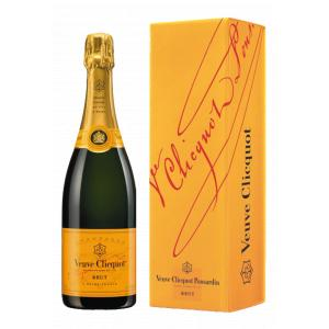 Veuve Clicquot Brut with box