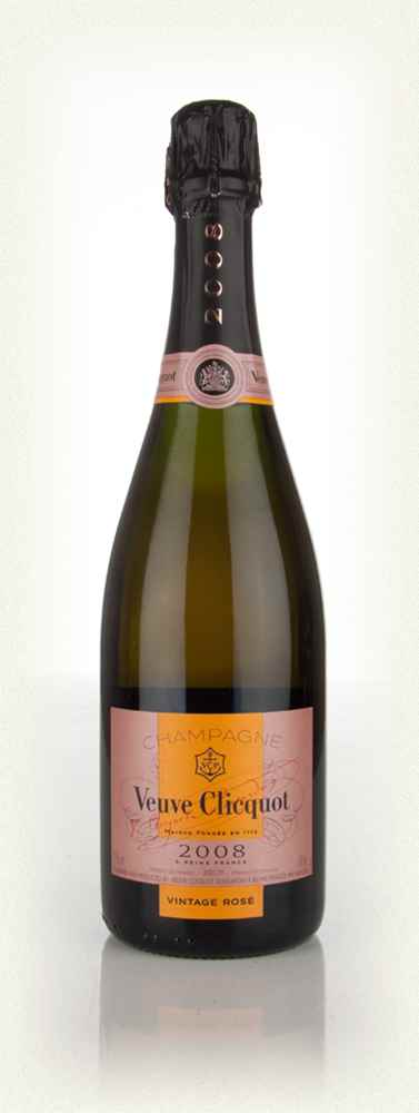 Buy veuve clicquot vintage brut ros 2008 at uvinum for What is rose champagne