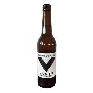 Vezelay Lager Bio 50cl