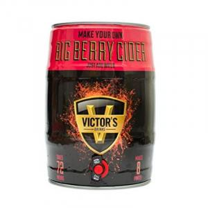 Victor's Drinks Barrel Big Berry Cider Fut 4.5L