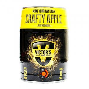 Victor's Drinks Barrel Crafty Apple Fut 4.5L