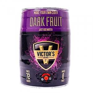 Victor's Drinks Dark Fruit Keg 4.5L