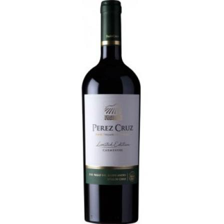 Viña Perez Cruz Carmenere Limited Edition 2018