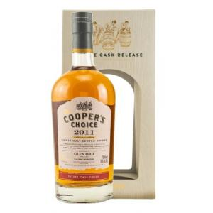 Vintage Malt Whisky Co. Coopers Choice Glen Ord The Vintage Company 2011
