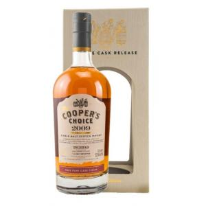 Vintage Malt Whisky Co. Coopers Choice Inchfad The Vintage Company 2009