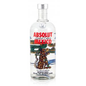 Vodka Absolut Mexico