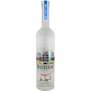 Vodka Belvedere Red By Esther Mahlangu 1.75L