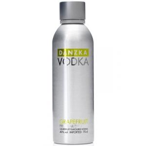 Vodka Danzka Grapefruit 1L