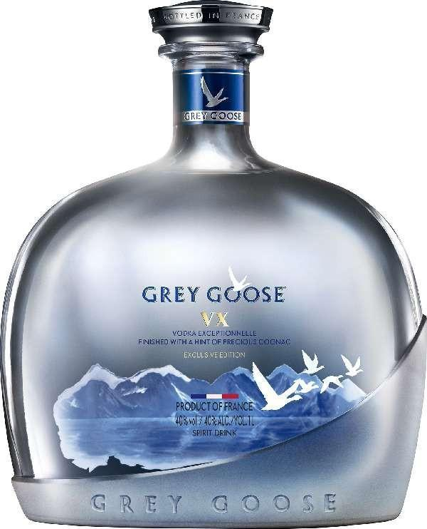 acheter vodka grey goose vx 1l en belgique. Black Bedroom Furniture Sets. Home Design Ideas