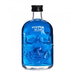 Vodka Kofka Calavera Blue 50cl