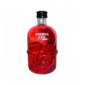Vodka Kofka Calavera Red