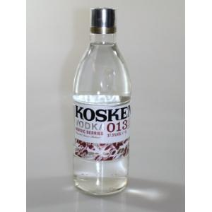 Vodka Koskenkorva Nordic Berries 1L