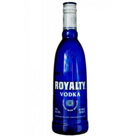 Vodka Royalty Blue