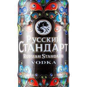 Vodka Russian Cloisonné Standard Limited Edition 1L