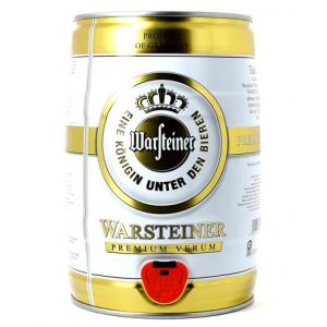 warsteiner fass 5l bier. Black Bedroom Furniture Sets. Home Design Ideas