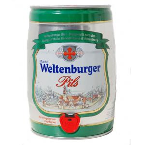 Weltenburger Pils Barril 5L