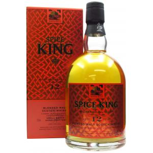 Wemyss Malts Spice King and Islay 12 Year old