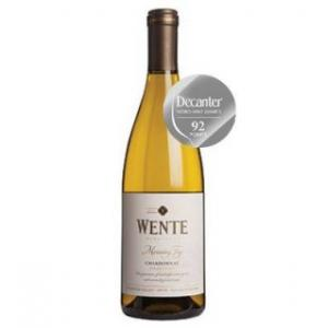 Wente Morning Fog Estate Grown Chardonnay 2013
