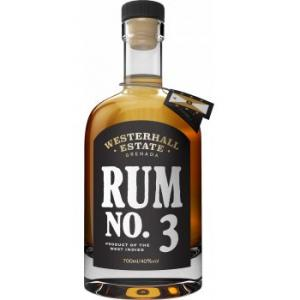 Westerhall Estate Rum No.3
