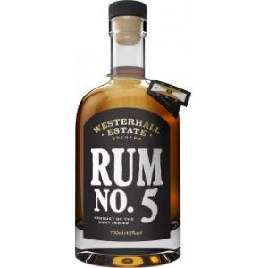 Westerhall Estate Rum No.5