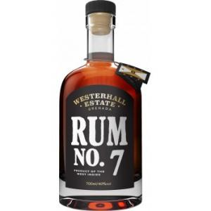 Westerhall Estate Rum No.7