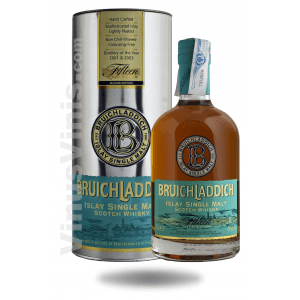 Whisky Bruichladdich 15 Años Second Edition