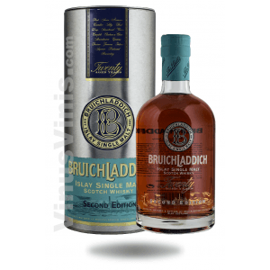 Whisky Bruichladdich 20 Años Flirtation Second Edition