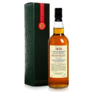Whisky Captain Burn Aberlour 1970