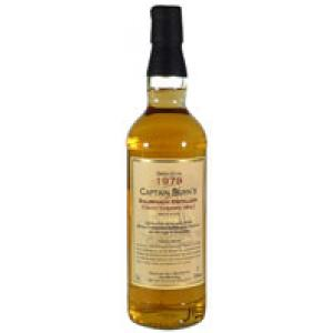 1979 Whisky Captain Burn Balmenach