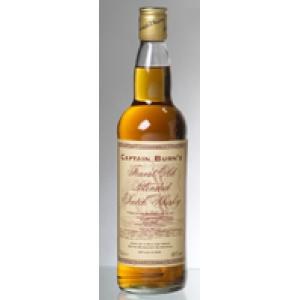 Whisky Captain Burn S Highland Scotch 4 Years