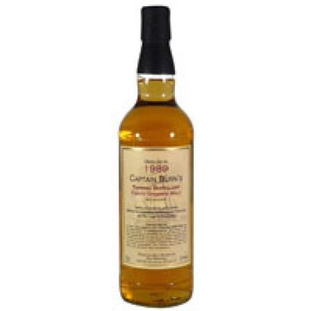 Whisky Captain Burn Tamdhu 1989