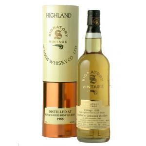 Whisky Linkwood 15 Years Old 1987 Signatory Vintage